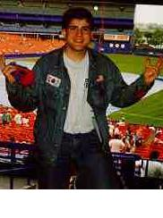 Paul at Mets Stadium.